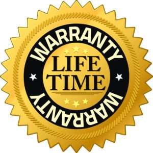 Lifetime Warranty by USA Berkey Filters